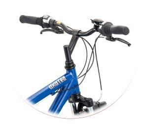 Tay lái xe đạp giant hunter 2.0