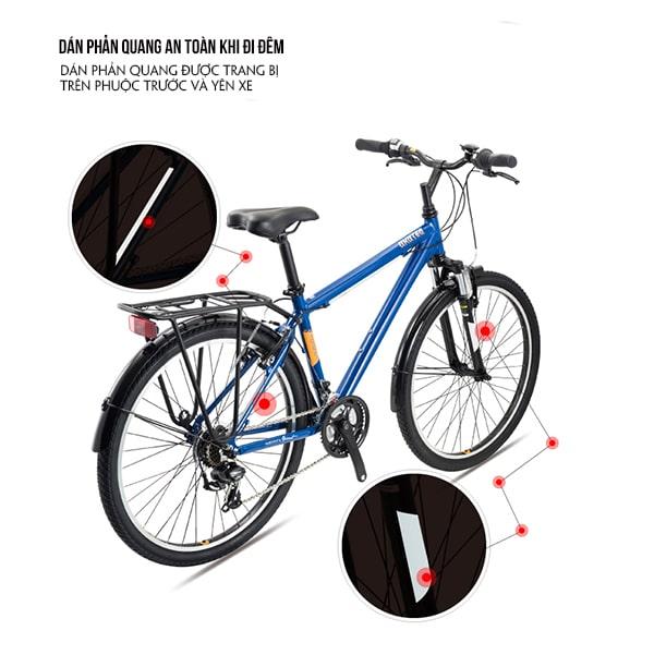 hệ thống phản quang xe đạp giant hunter 2.0