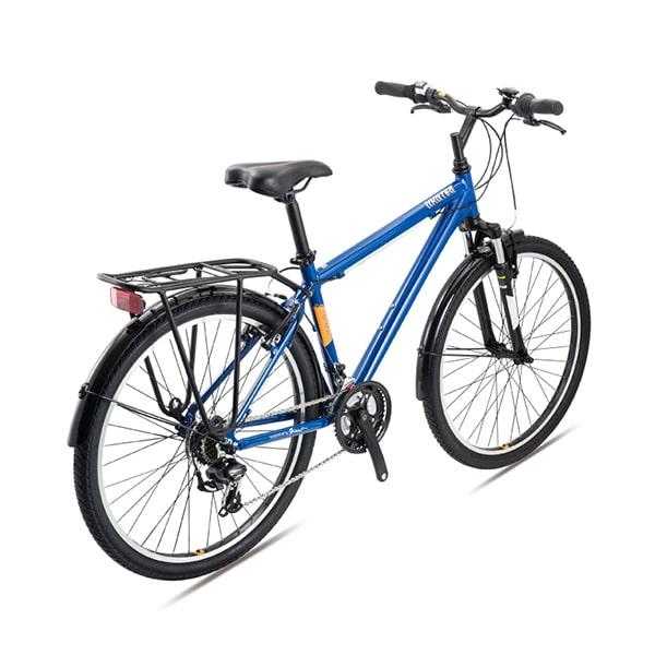 xe đạp giant hunter 2.0 màu xanh chụp nghiêng