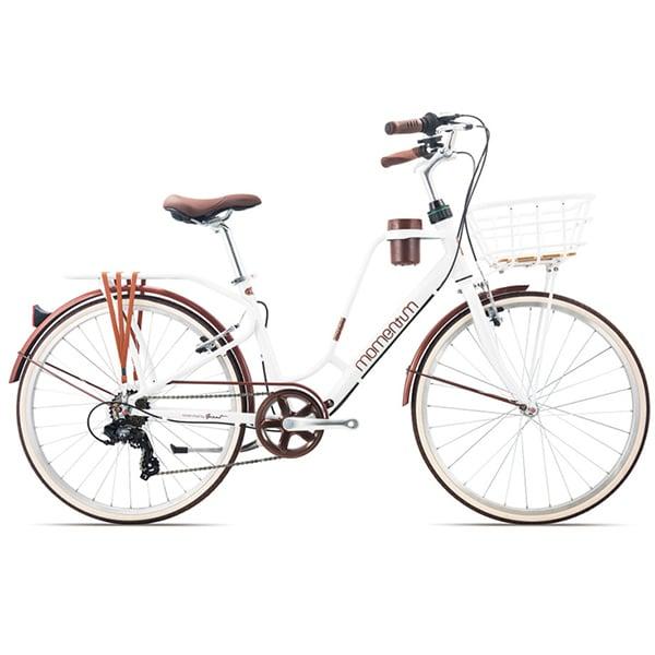 xe đạp giant ineed latte màu trắng