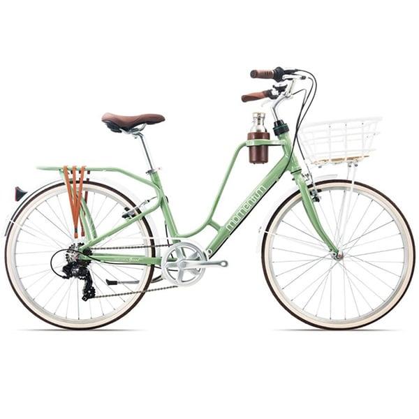 xe đạp giant ineed latte màu xanh