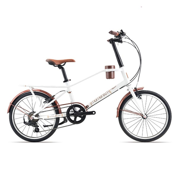 xe đạp giant momentum iNeed Espresso màu trắng