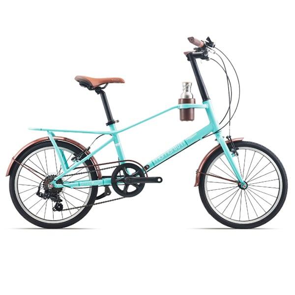 xe đạp giant momentum iNeed Espresso màu xanh dương
