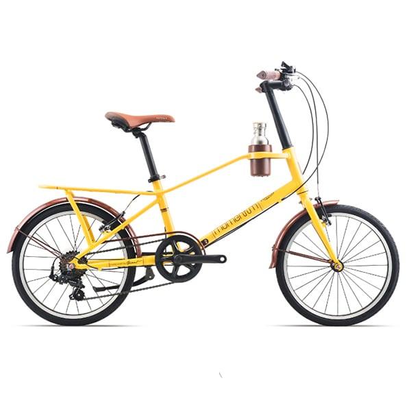 xe đạp giant momentum iNeed Espresso màu vàng chanh