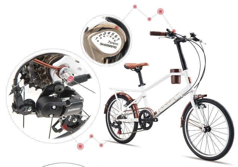 cần sang số xe đạp giant momentum iNeed Espresso