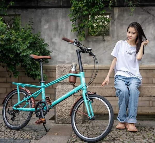 Mẫu xe đạp giant momentum ineed espresso dành cho phải đẹp