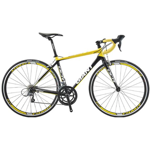 xe đạp giant ocr 5300 màu vàng đen