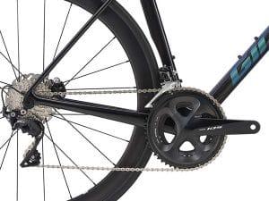 dĩa trước xe đạp đua giant propel