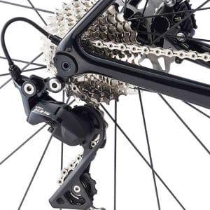 dĩa sau xe đạp đua giant propel