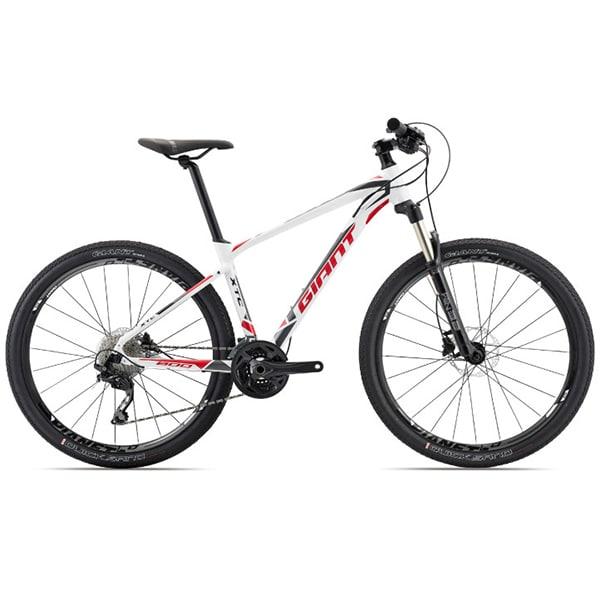 xe đạp giant xtc 800 màu trắng