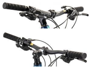 tay lái xe đạp giant xtc 800