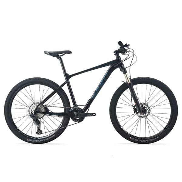 xe đạp giant xtc 820 màu xanh
