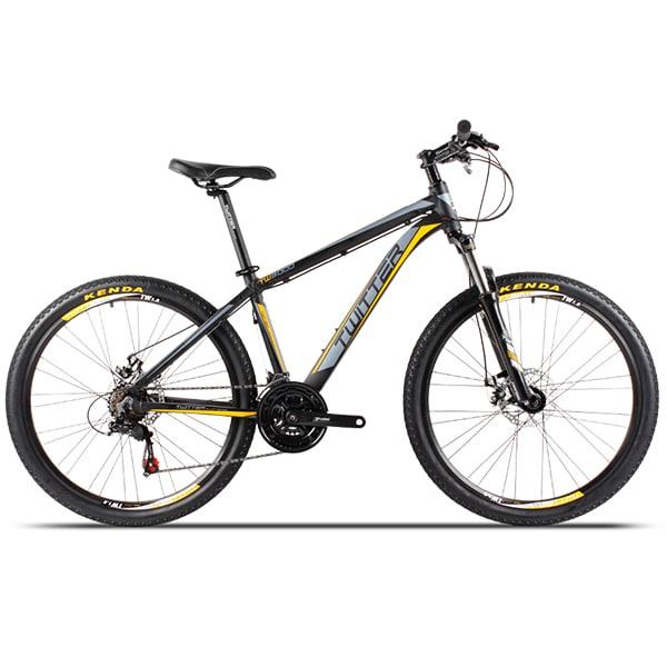 xe đạp twitter 3000 màu trắng vàng