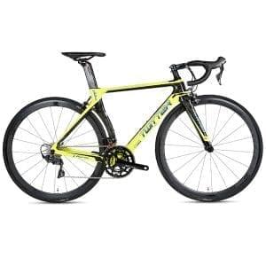 xe đạp twitter t10 pro màu vàng