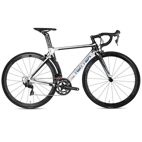 xe đạp twitter t10 pro màu trắng