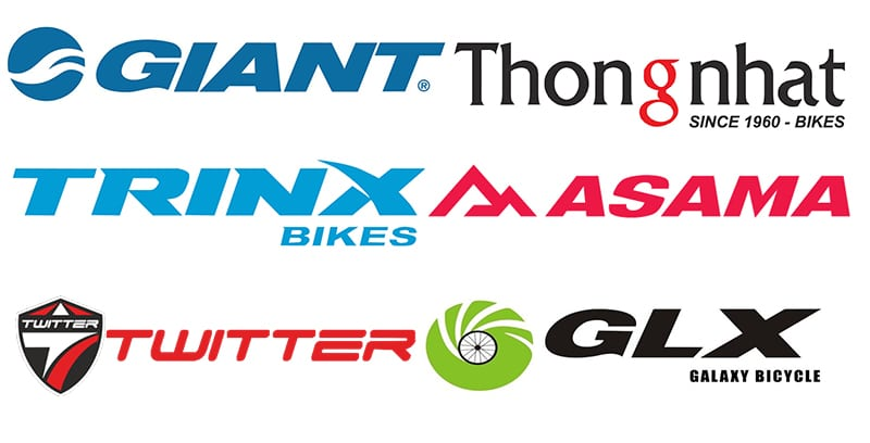 Các hãng xe đạp thể thao uy tín