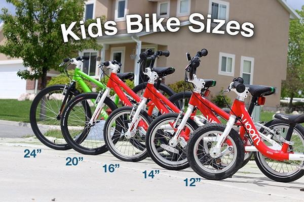 Lựa chọn kích thước phù hợp với trẻ em