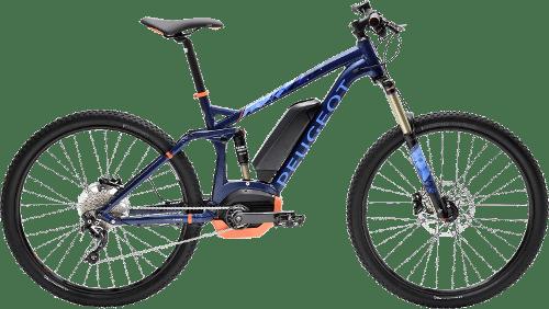 Xe đạp địa hình Peugeot EM 22 SLX 10