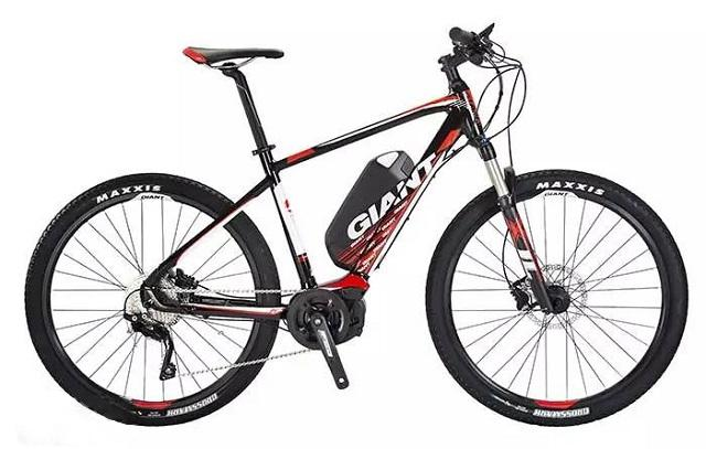 Xe đạp địa hình Giant XTC 0 E +