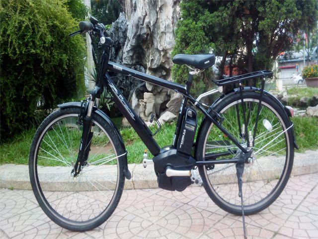 Xe đạp điện thể thao Yamaha Pas Brace
