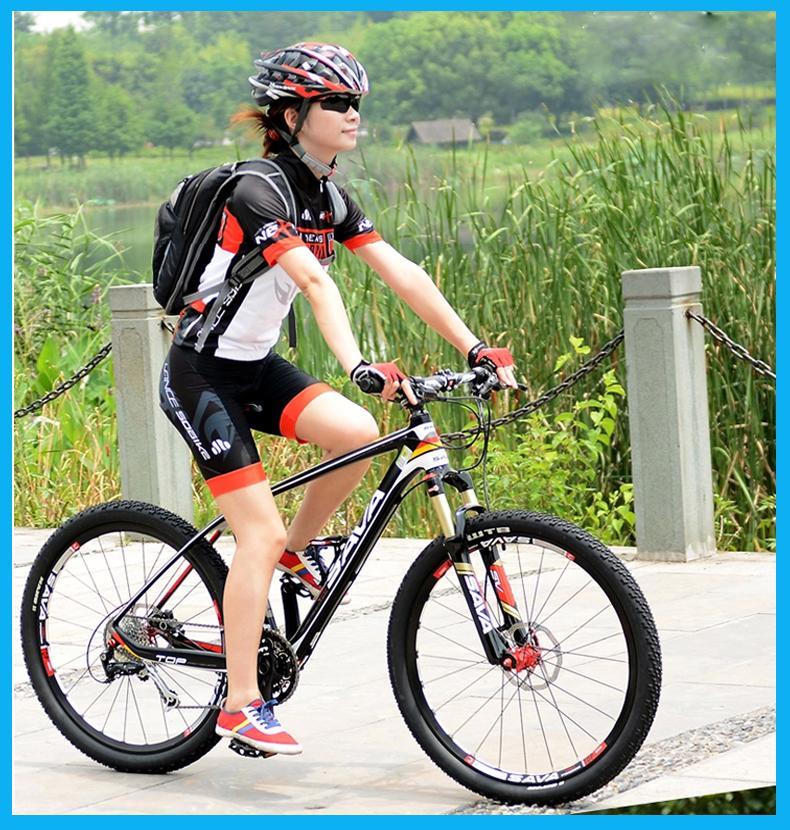 Tiêu chí lựa chọn xe đạp địa hình nữ