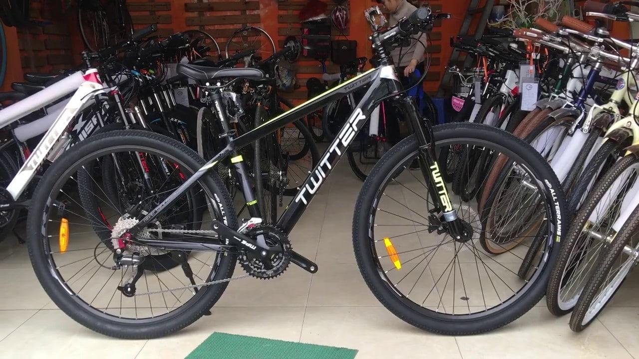 Xe đạp địa hình dành cho phụ nữ twitter 3900xc