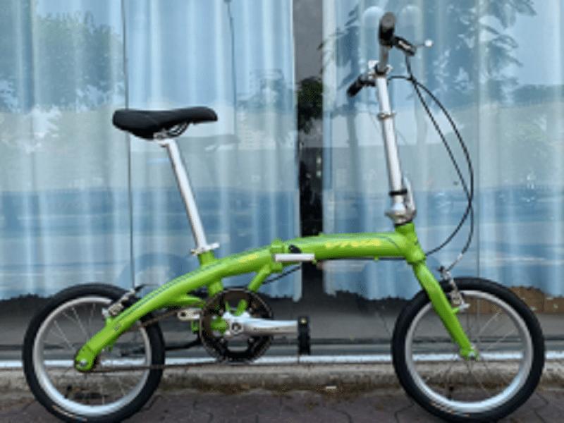 Xe đạp gấp Viva Q6 2020