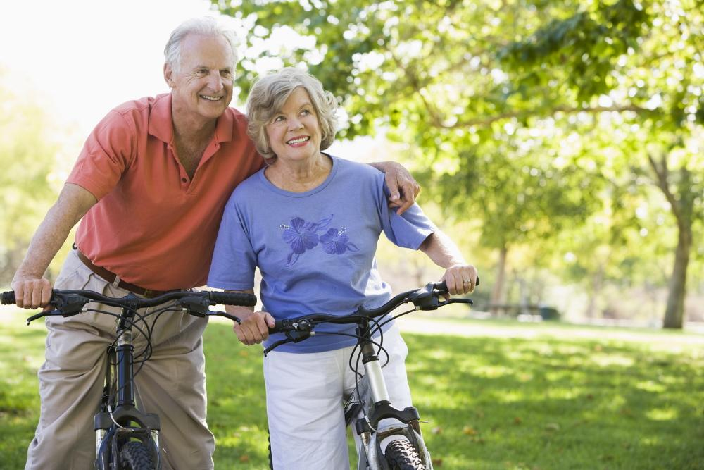 Xe đạo thể thao cho người lớn tuổi