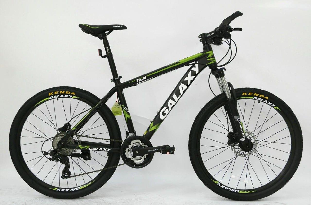 Xe đạp galaxy m10