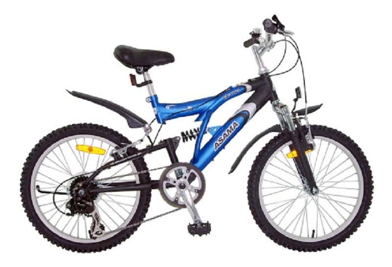 Xe đạp Asama trẻ em là lựa chọn của nhiều khách hàng