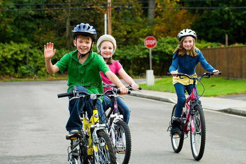 lựa chọn xe đạp địa hình cho trẻ em
