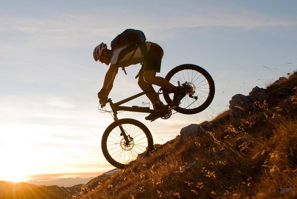 xe đạp địa hình dòng All Mountain