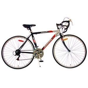 Xe đạp asama RB 002 màu đỏ đen