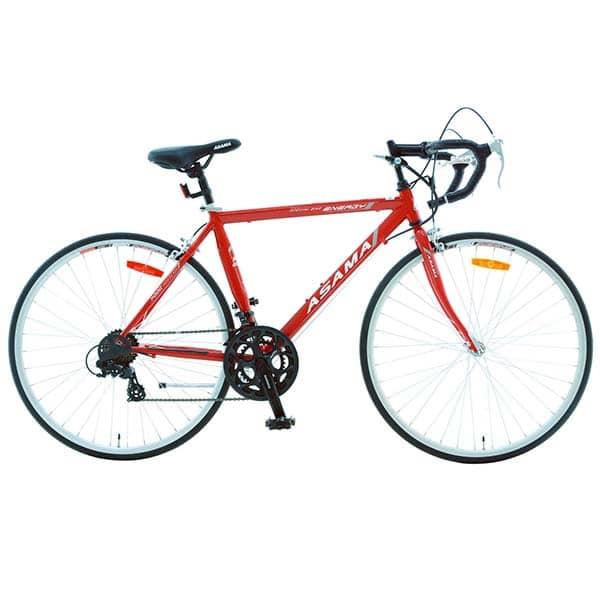 Xe đạp asama RB 002 màu đỏ