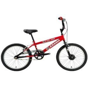 Xe đạp trẻ em asama amt 01 màu đỏ
