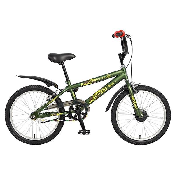Xe đạp trẻ em asama amt 01 màu xanh rêu