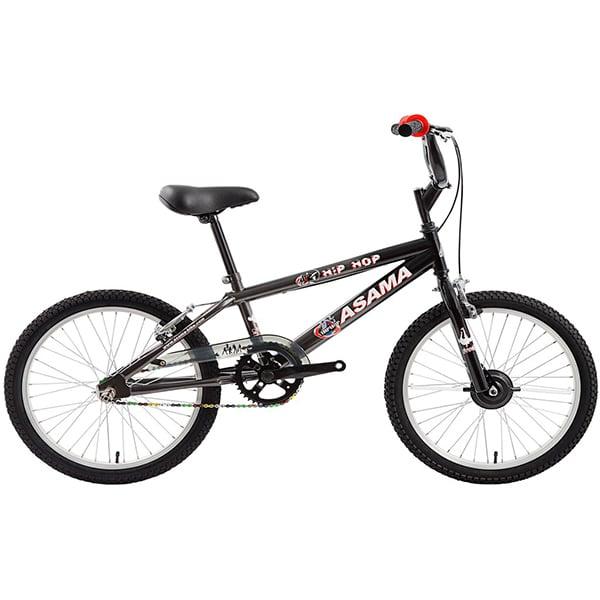 Xe đạp trẻ em asama amt 01 màu đen