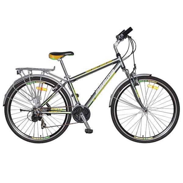 xe đạp asama cross lx màu vàng đen