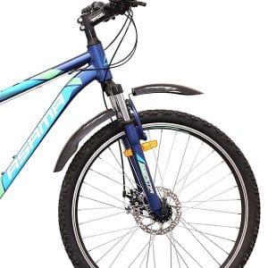 Hệ thống giảm sóc trước xe đạp asama cross lx