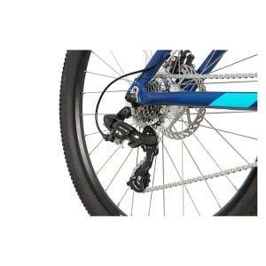 Hệ thống truyền động sau xe đạp asama cross lx