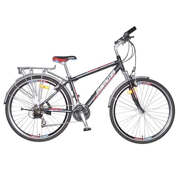 xe đạp asama cross lx màu xám