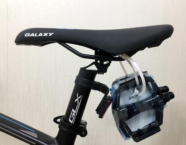 Yên xe đạp galaxy AT10
