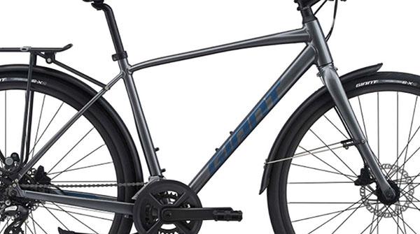 Khung sườn hợp kim nhôm xe đạp giant escape 2