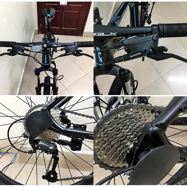 Hệ thống truyền động xe đạp galaxy AT10
