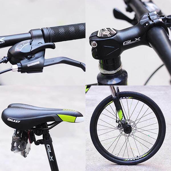 Các trang bị khác xe đạp galaxy ct9
