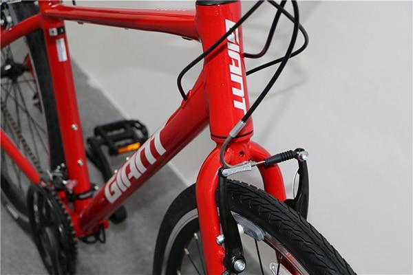 Phanh má vành trên xe đạp giant escape 3