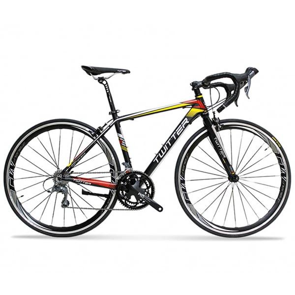 Xe đạp twitter 728 màu vàng đen