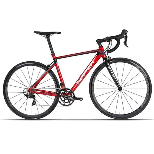 Xe đạp twitter hunter màu đỏ