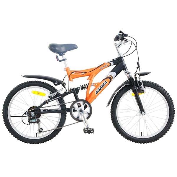 Xe đạp asama amt 60 màu cam