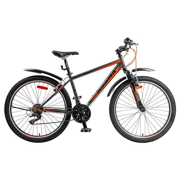xe đạp asama mtb 2604 màu cam đen